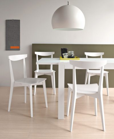 Produzione e vendita sedie in stile moderno mg srl for Sedie stile moderno