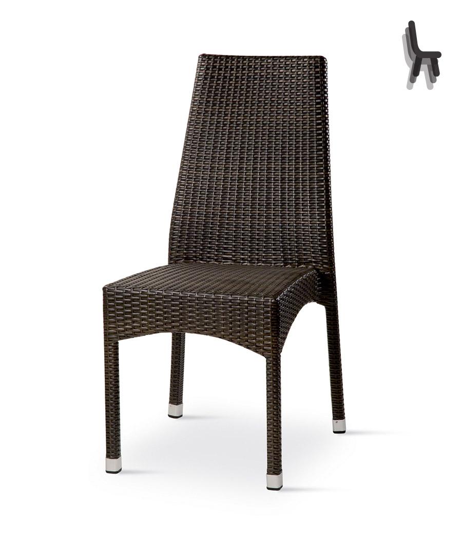 Art es 904 sedia esterno sedie alluminio mg sedie for Sedie esterno