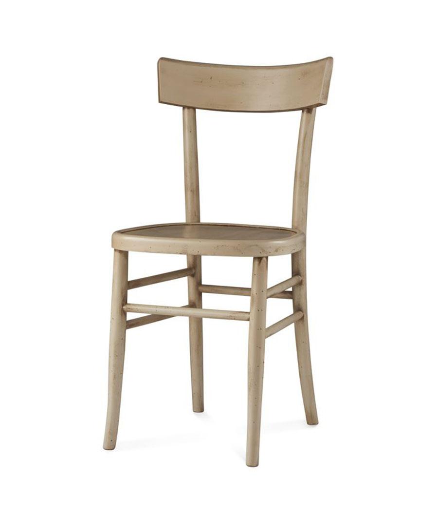 Sedia curvato sedie faggio mg sedie for Sedia sdraio imbottita ikea