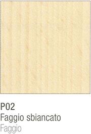 legno massello faggio sbiancato