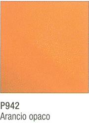 polipropilene arancio opaco