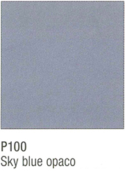 polipropilene sky blue opaco