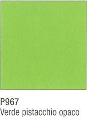 polipropilene verde pistacchio opaco