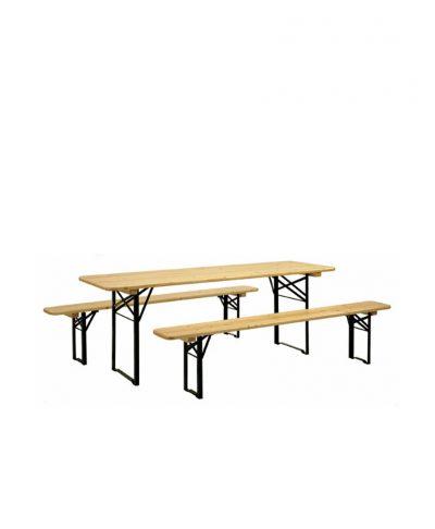 art.816 tavolo e panche - MG sedie